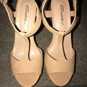 Windsor open toe heels 👡